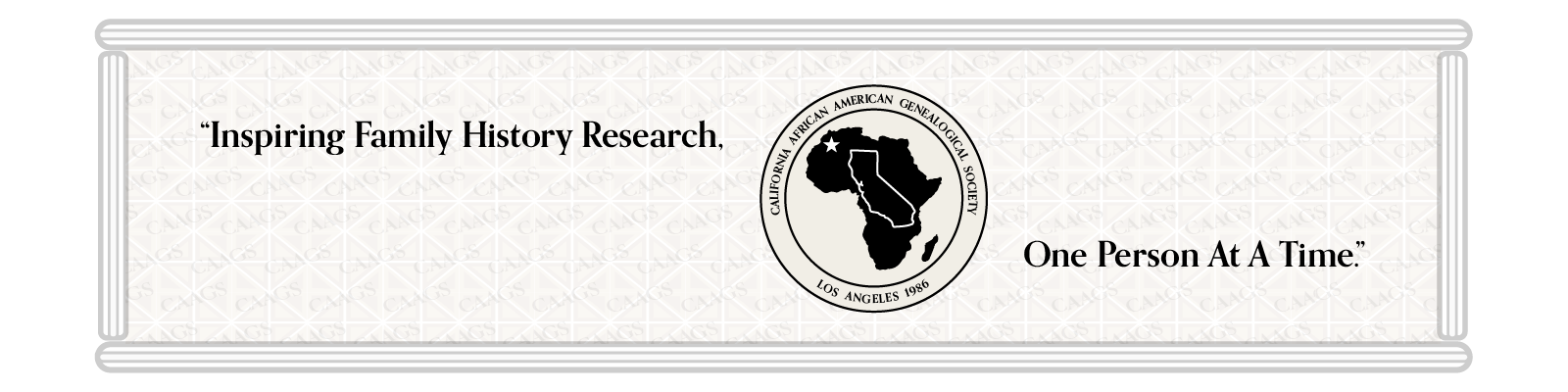 California African American Genealogical Society